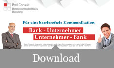 Download Flyer Finanzkommunikation